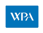 Logo of the insurance company WPA